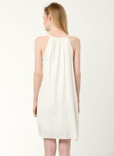 Askılı Kısa Elbise-Sense